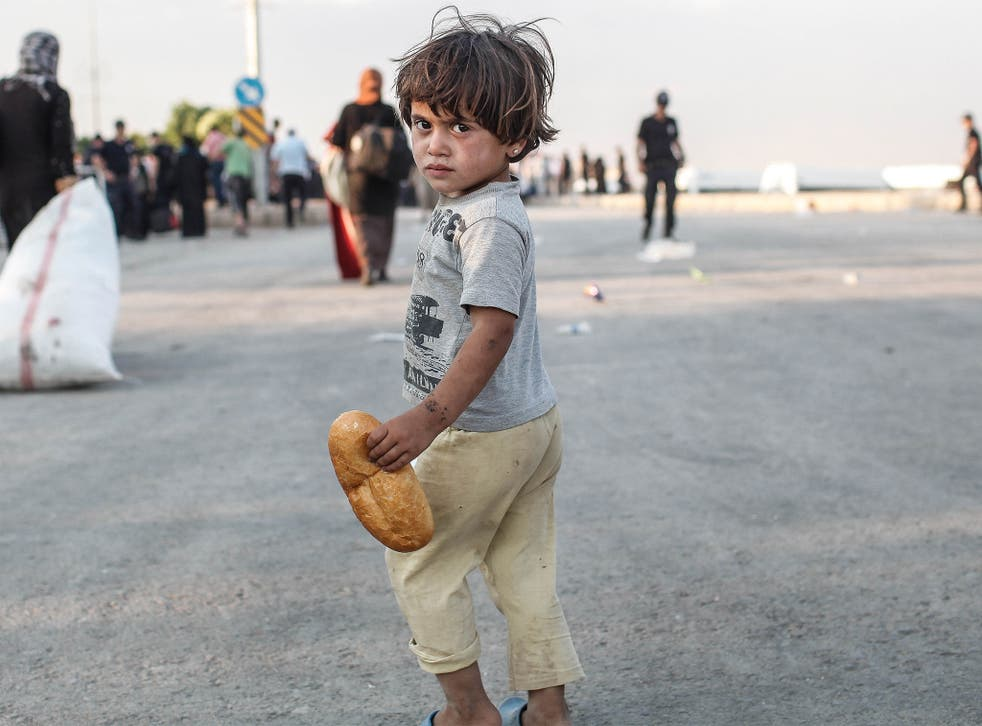 Thousands of vulnerable and traumatised children are left to travel by themselves