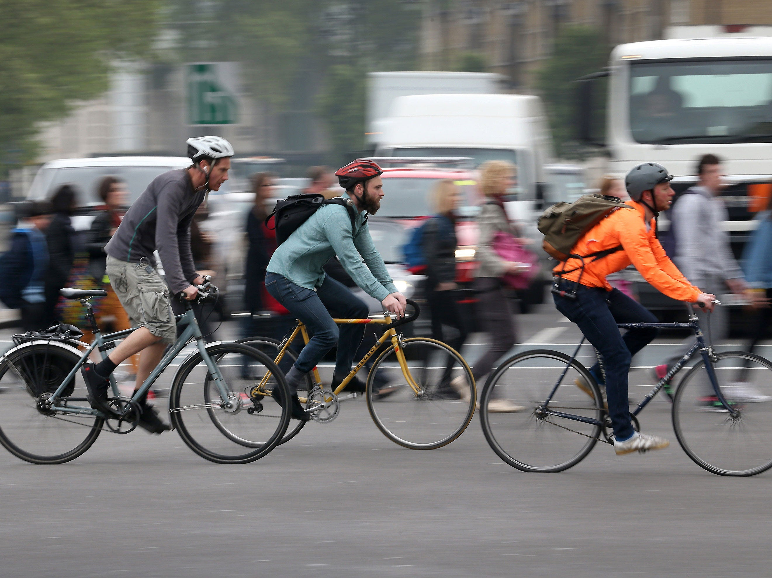 London Cycling Campaign Activist Calls For Cars To Be Banned From