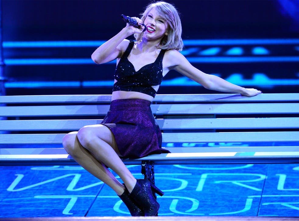 Taylor Swift says she's Scottish