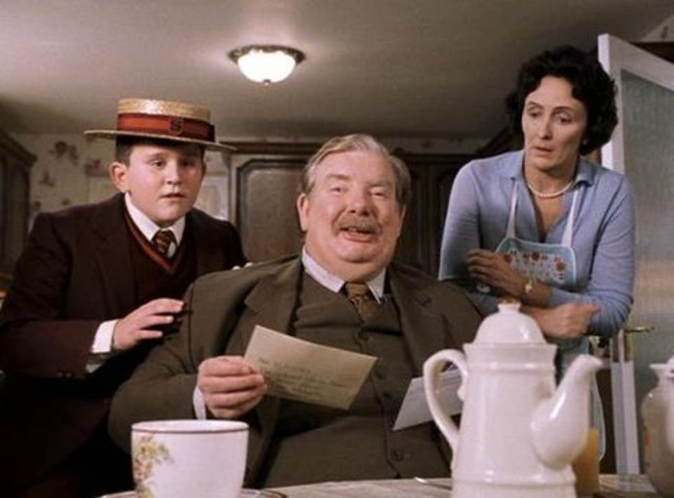 Dudley, Vernon and Petunia Dursley