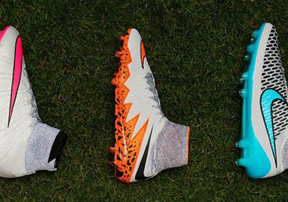Football Boots Nike, adidas & New Balance Football Boots