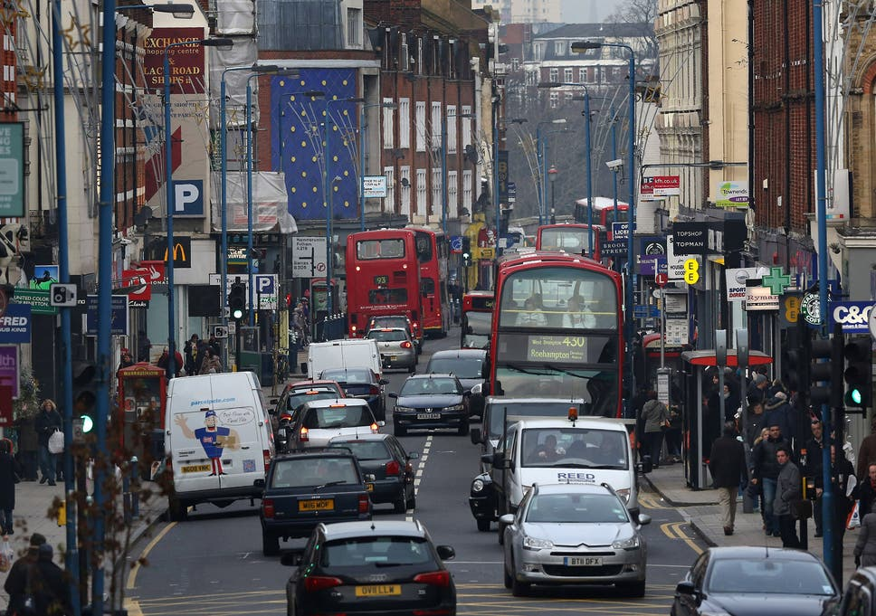 Traffic noise could make your life shorter and increase your
