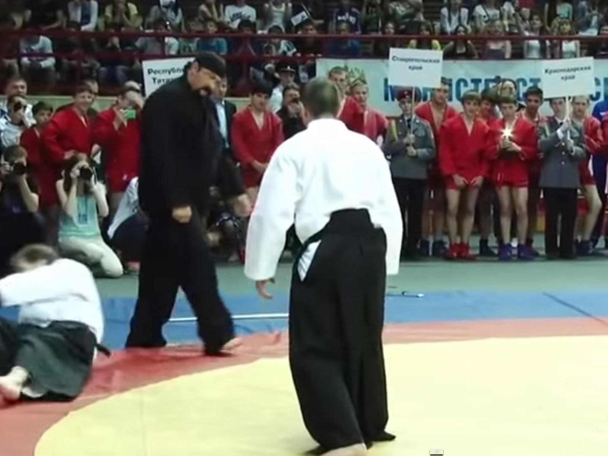 What is Sambo Features of martial art 78