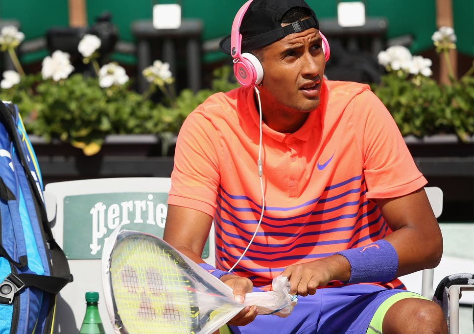 Nick Kyrgios: 'I don't really like tennis - I'd rather play