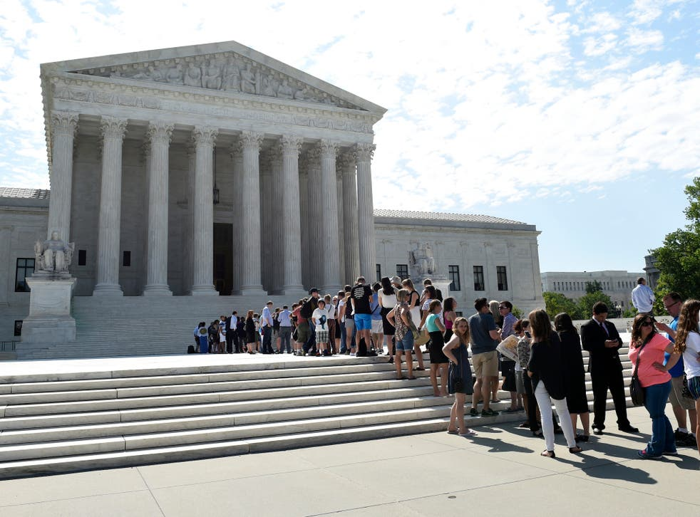 <p>The Supreme Court of the United States</p>