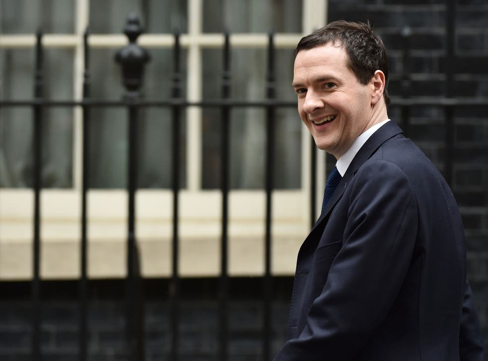 Chancellor George Osborne will present his post-election budget on 8th July (Getty)