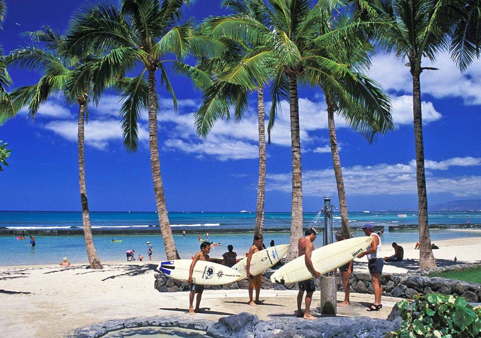 Hawaii guide: Eight islands of surfing, snorkelling, and stunning Jurassic  World scenery