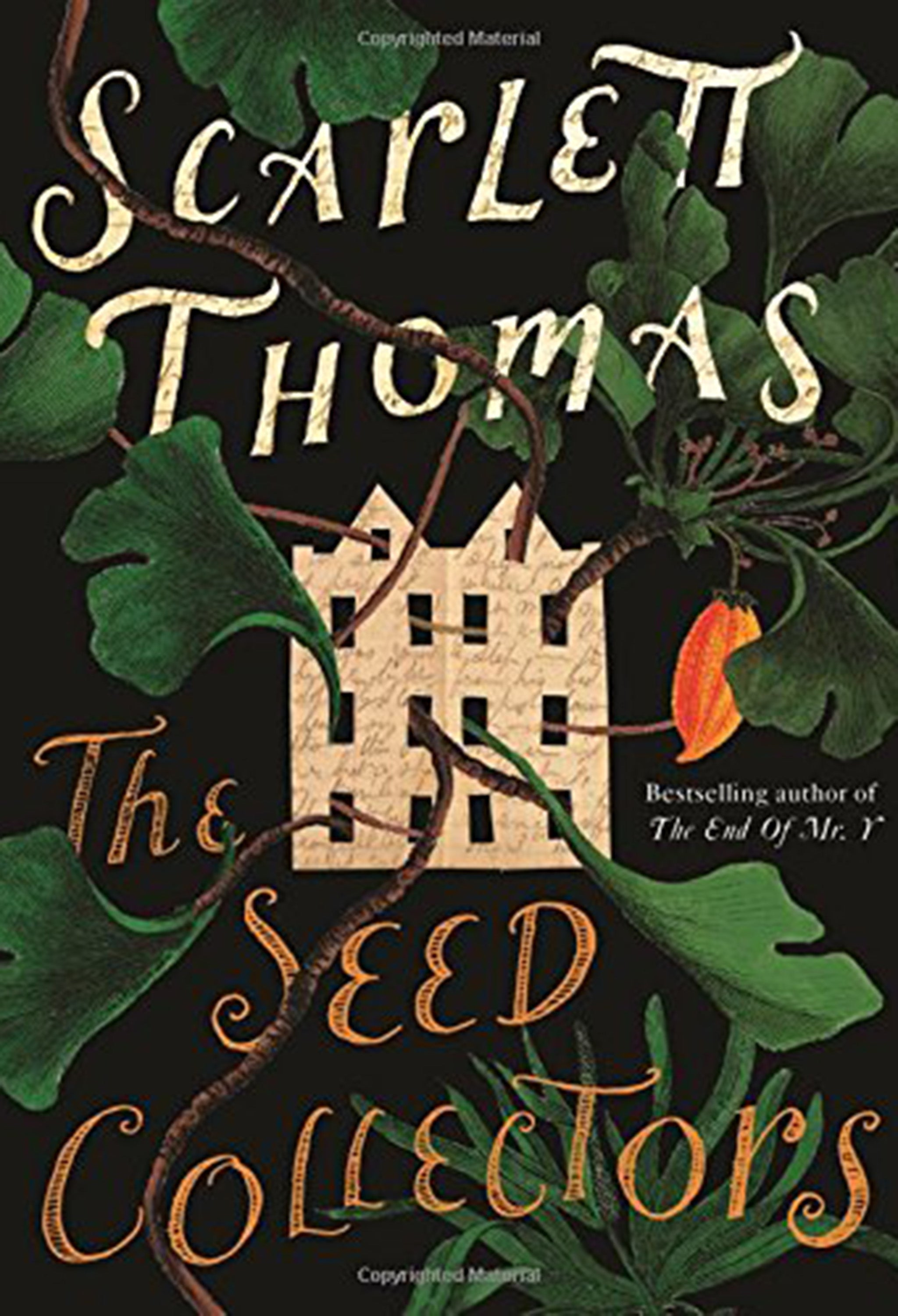 The Seed Collectors by Scarlett Thomas, book review: Blooming marvellous