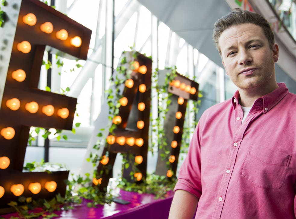 Jamie Oliver: 'I've seen first-hand the devastating effects that a poor diet and too much sugar is having on children's futures'