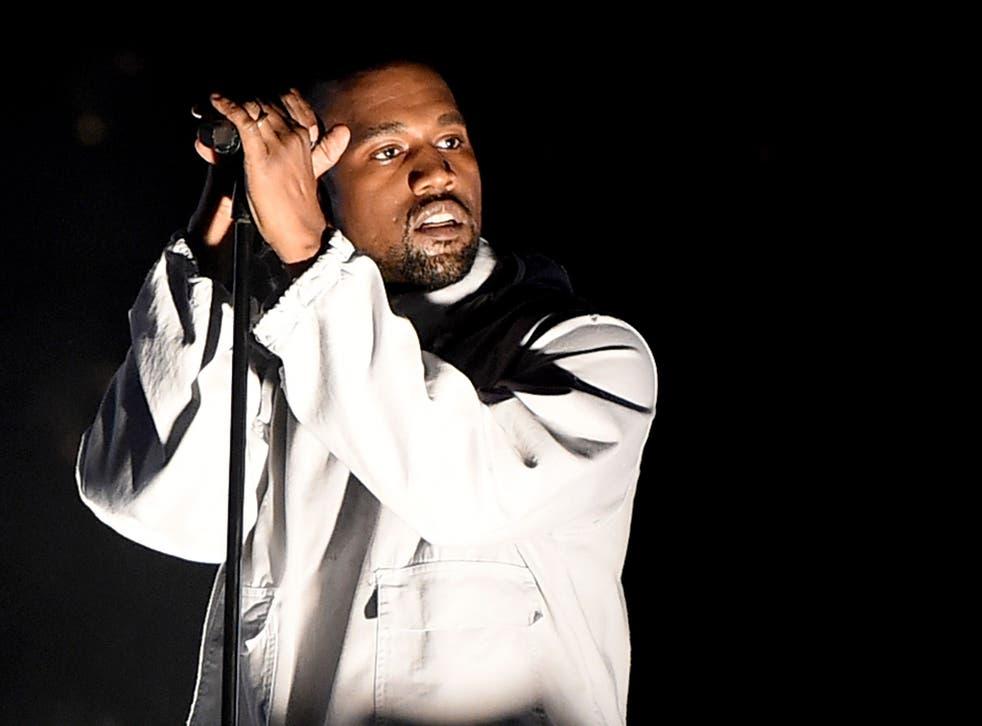 Kanye West headlines Glastonbury on Saturday 27 June