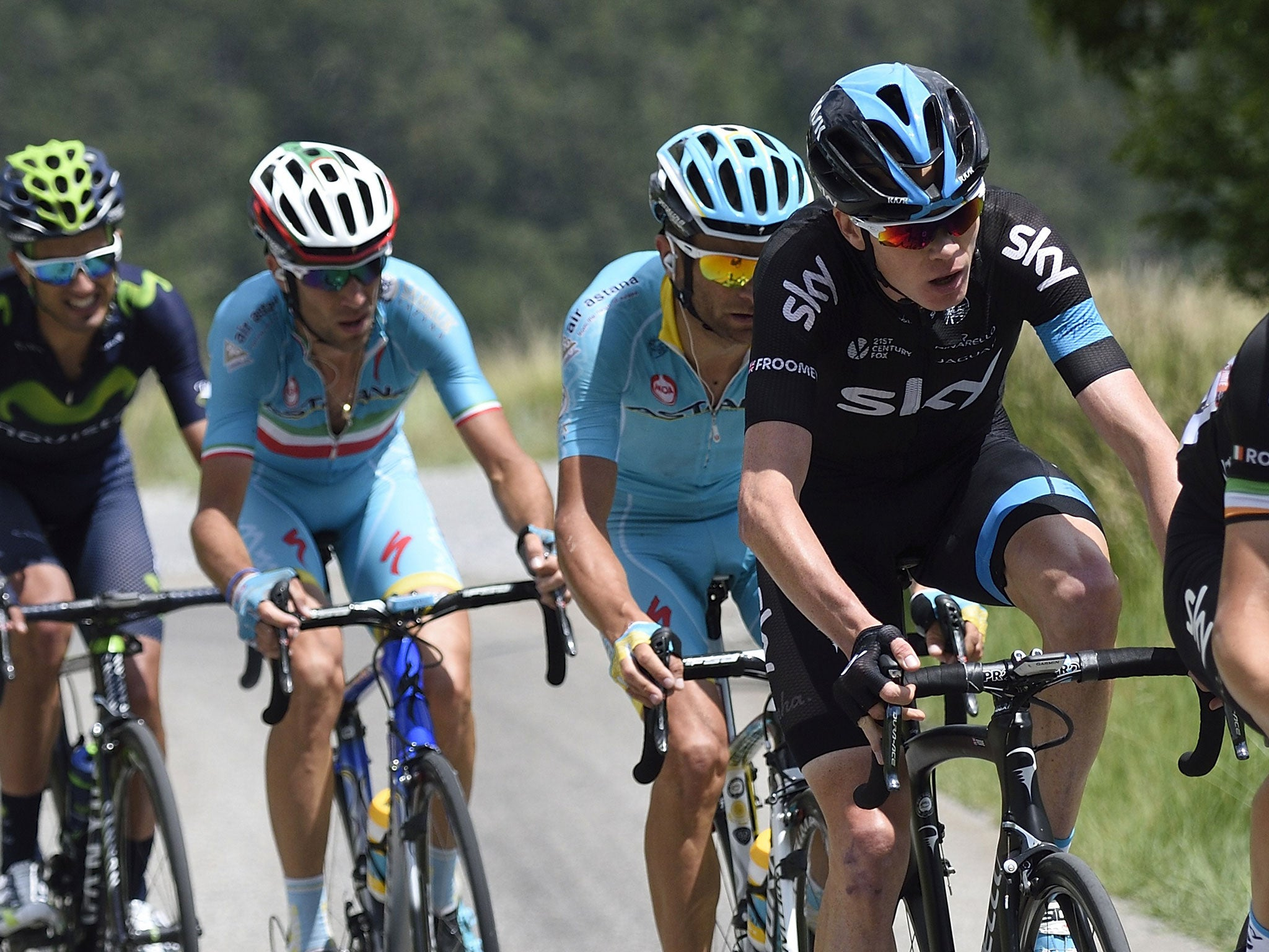 6b83fb505 It seems inconceivable that on July 26 anybody apart from Chris Froome ...