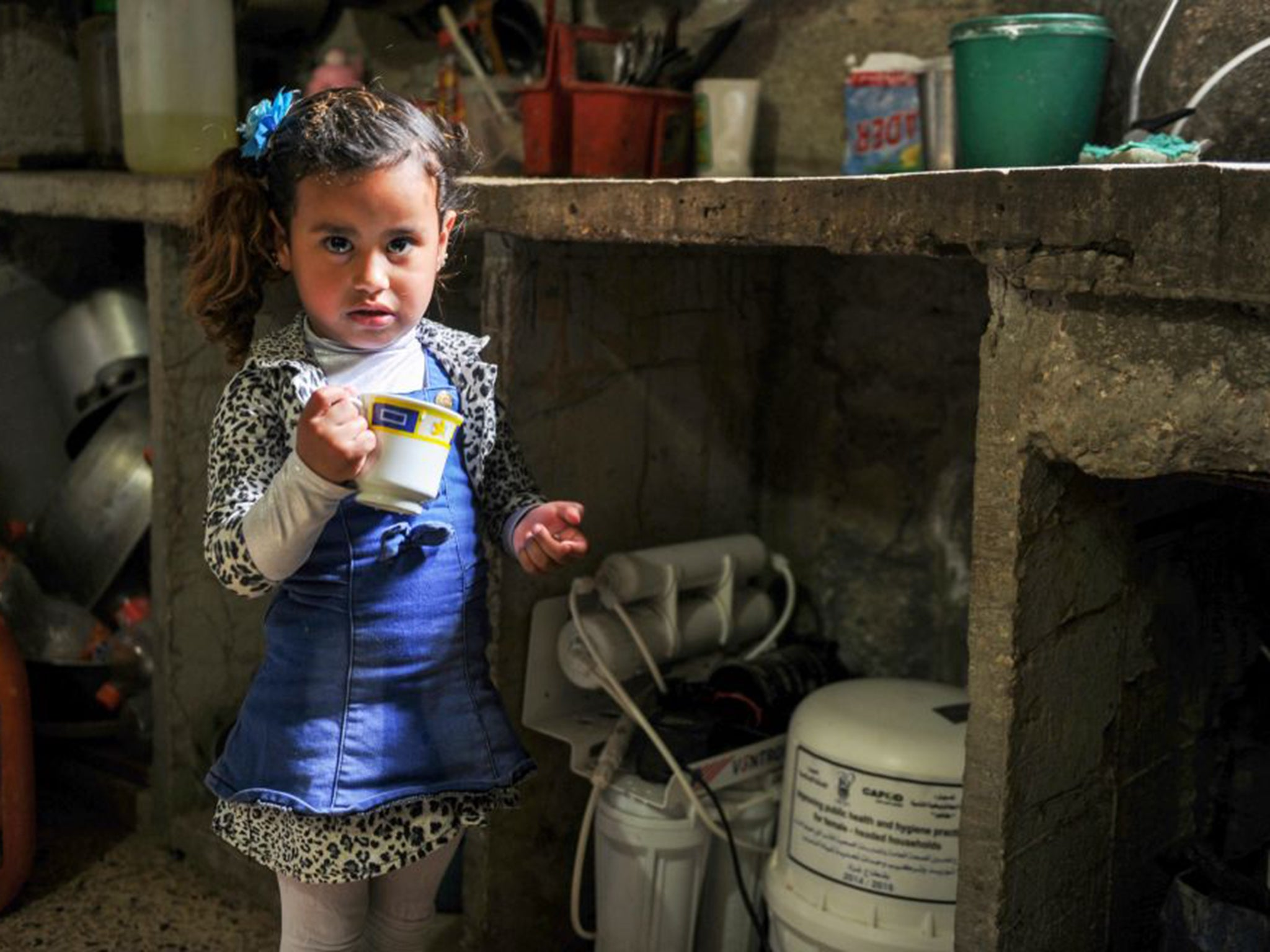 Gaza a year on: The shelling may have stopped, but there's little relief for those left behind