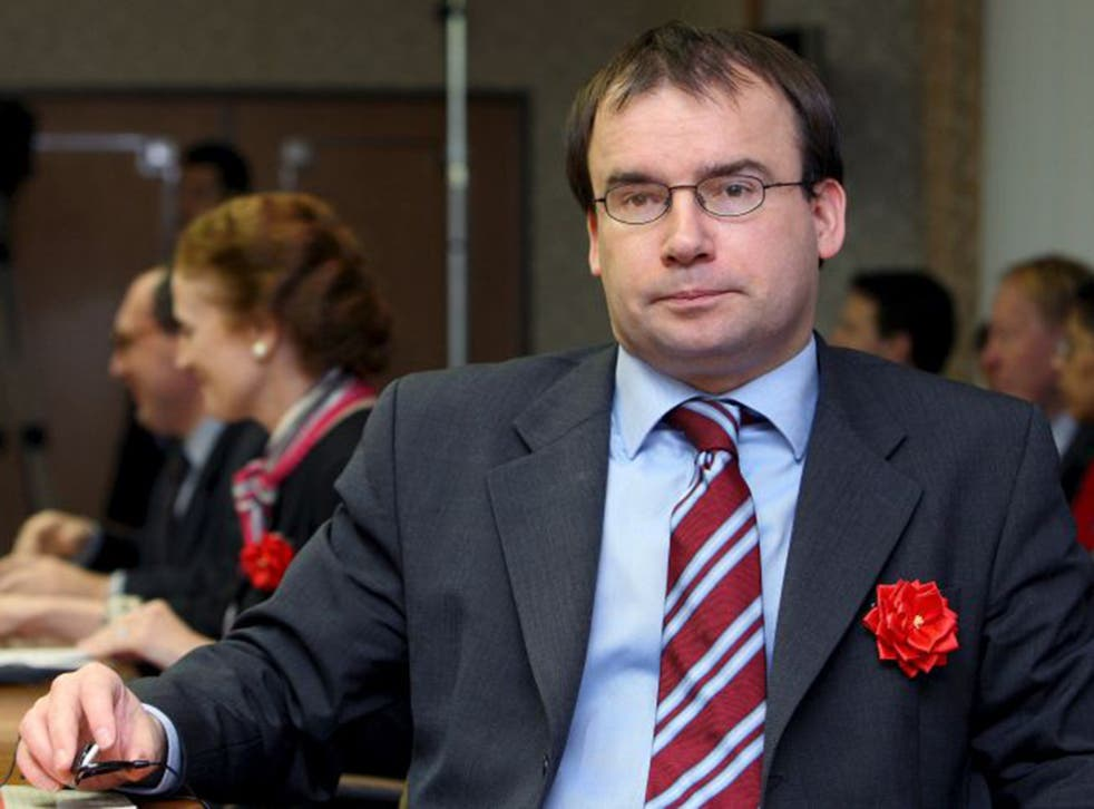 Labour MP Gareth Thomas, who hopes to be the party's mayoral candidate