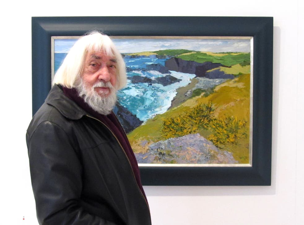 The plasticity of oils held endless fascination for Prichard