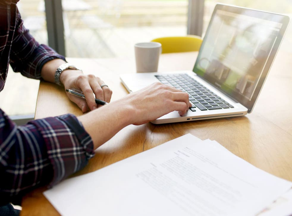 Freelancers are attracted to the potential for a better work/life balance