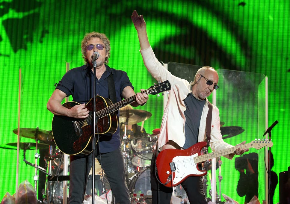 c7ea76a4e397 The Who at Glastonbury 2015 review  Roger Daltrey and Pete Townshend ...