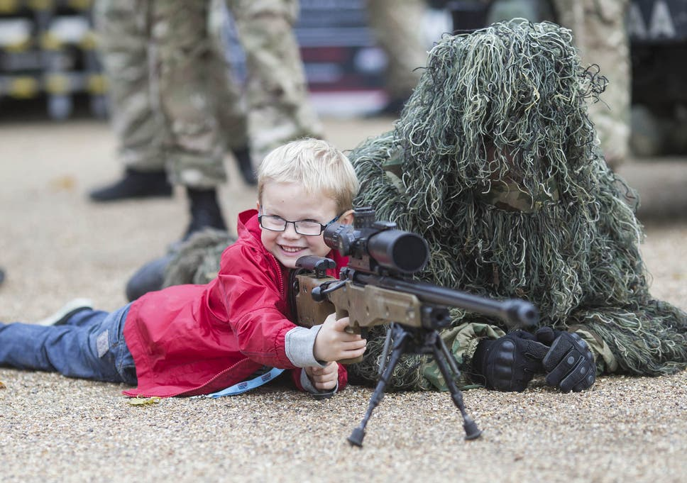 The British Armed Forces Need To Stop Targeting And Recruiting