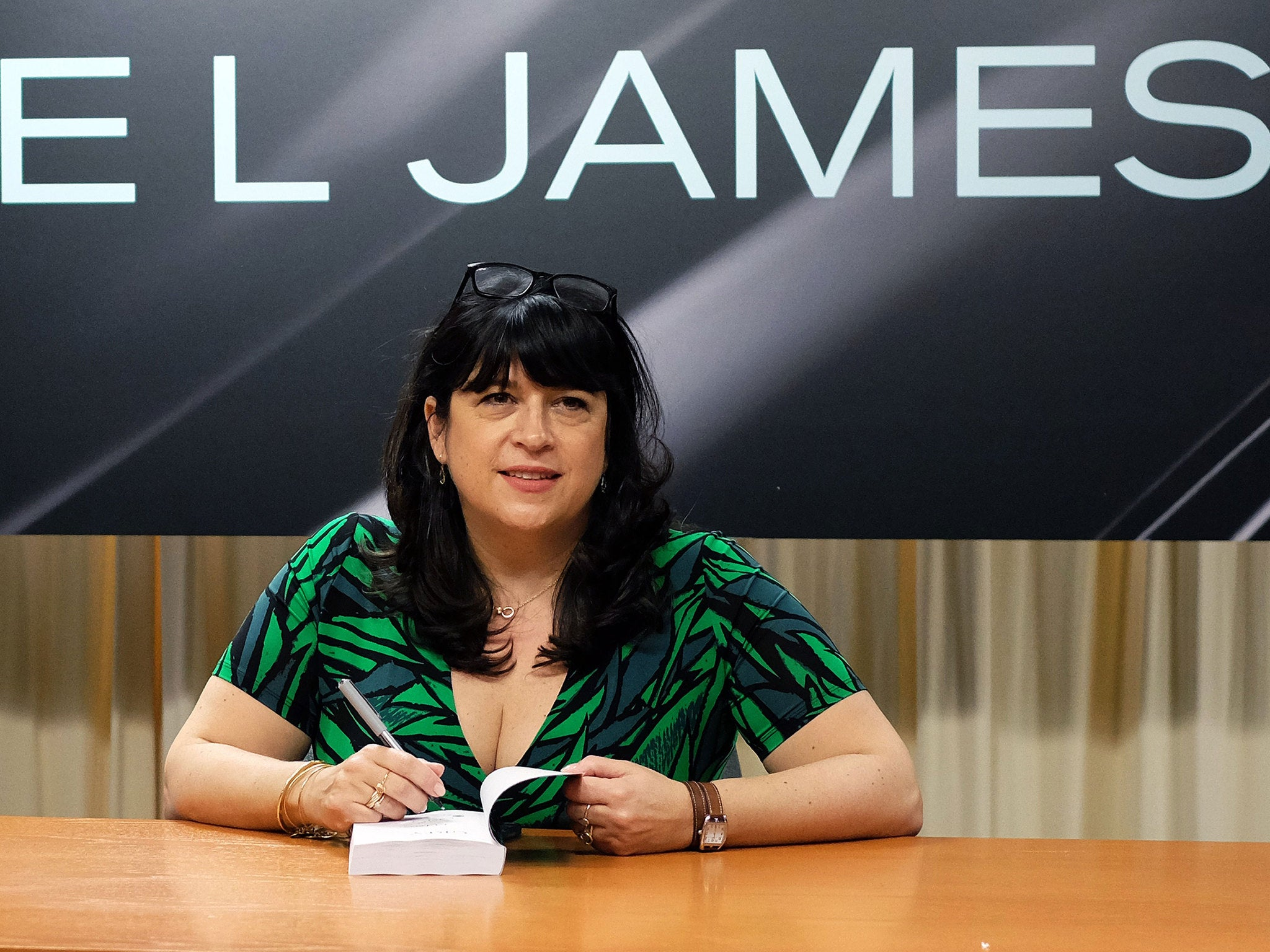Fifty Shades of Grey author E.L. James pens tamer book The Mister