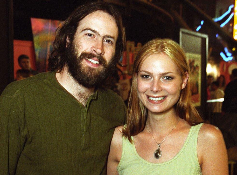 Jason Lee and Carmen Llywelyn in 1999