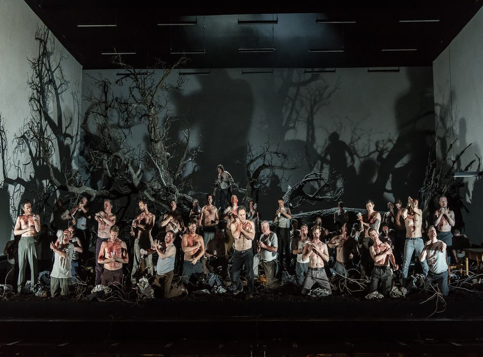 Guillaume Tell at the Royal Opera House