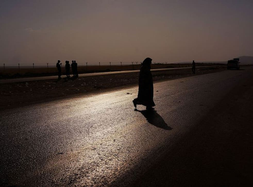 The executions are thought to be the first beheadings of women by Isis