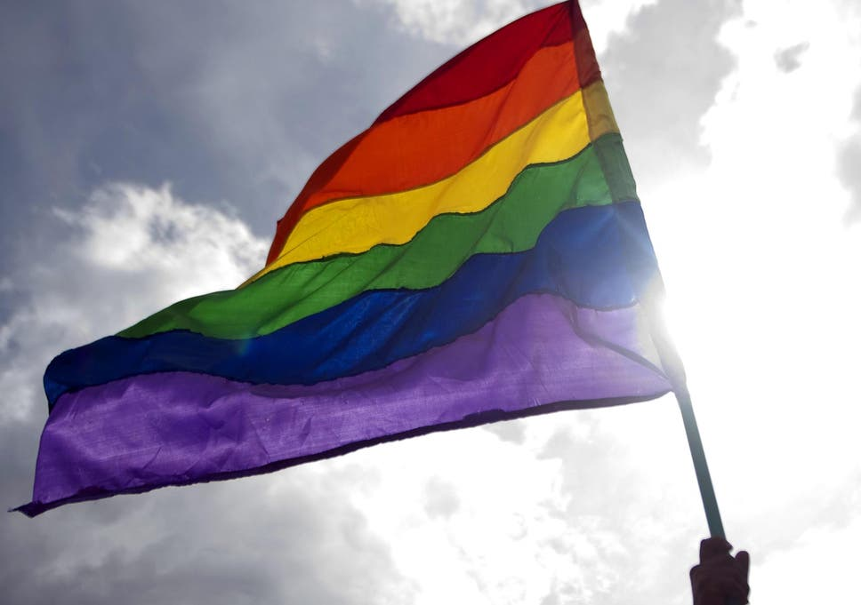 How The Rainbow Became The Symbol Of Gay Pride The Independent