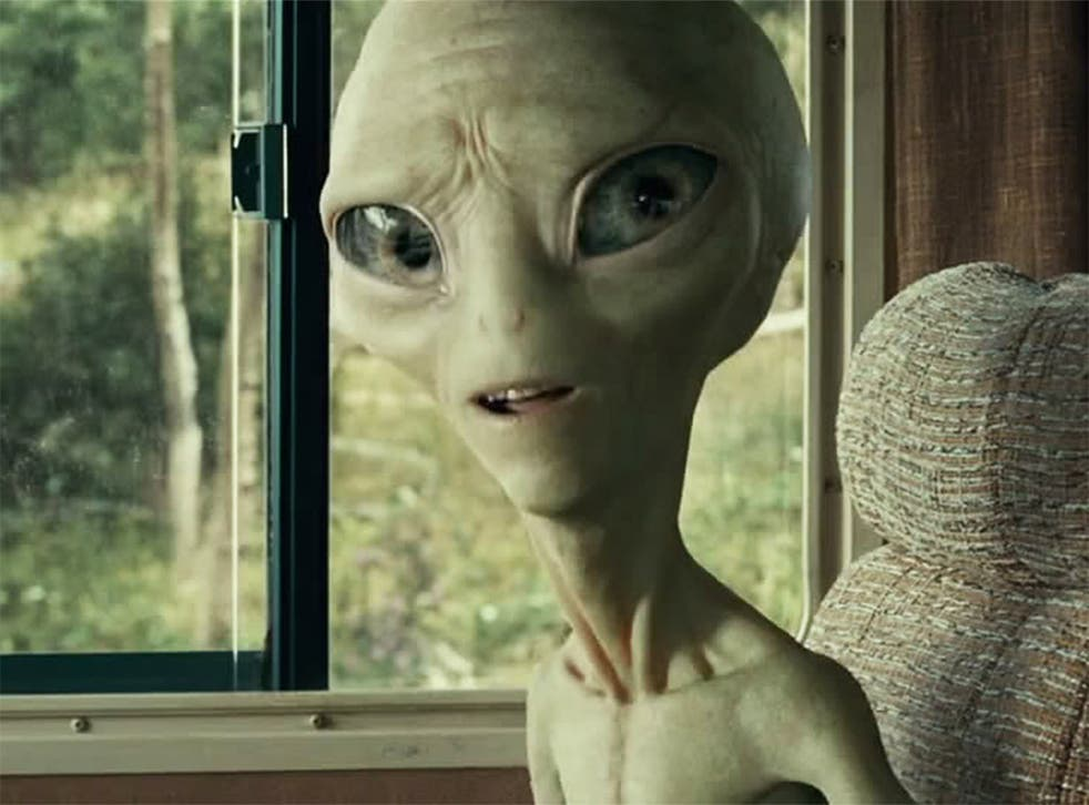 The titular alien character from 2011's 'Paul'