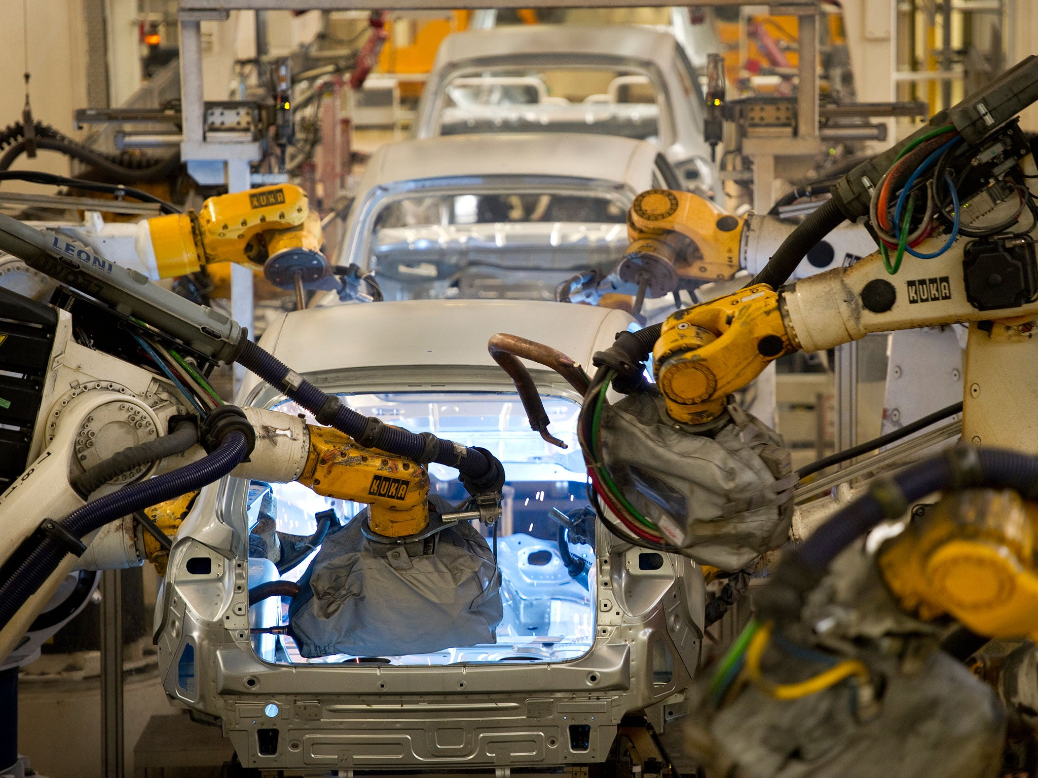 Worker Killed By Robot At Volkswagen Car Factory The