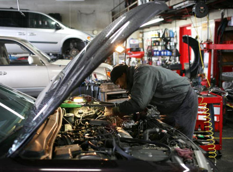 UK garages were found to charge a 'female premium' for standard repairs