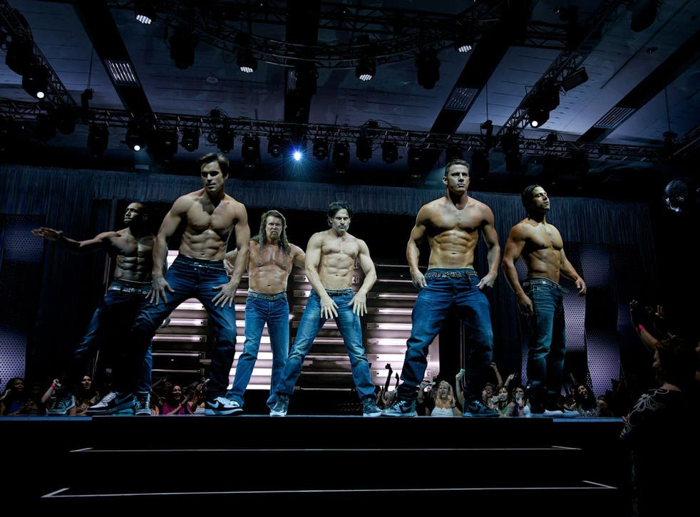 Channing Tatum leads the gang in Magic Mike XXL