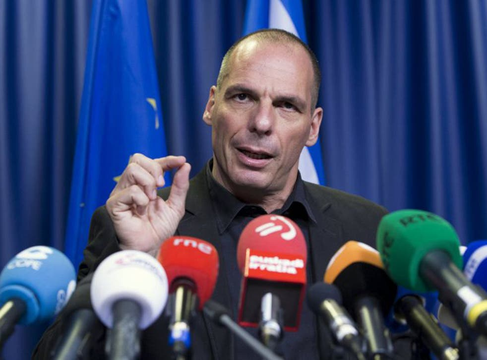"""Greek Finance minister Yanis Varoufakis has pledged to resign if his country votes """"yes"""" to the bailout plan (Reuters)"""