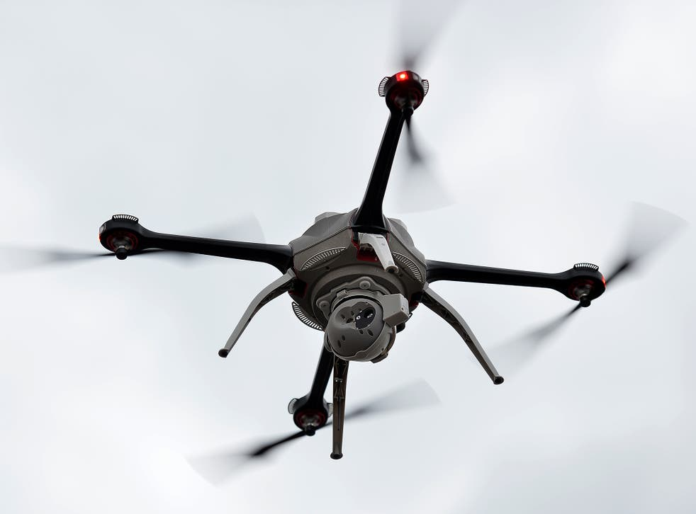 For the first time a list of drones used by government departments will be published