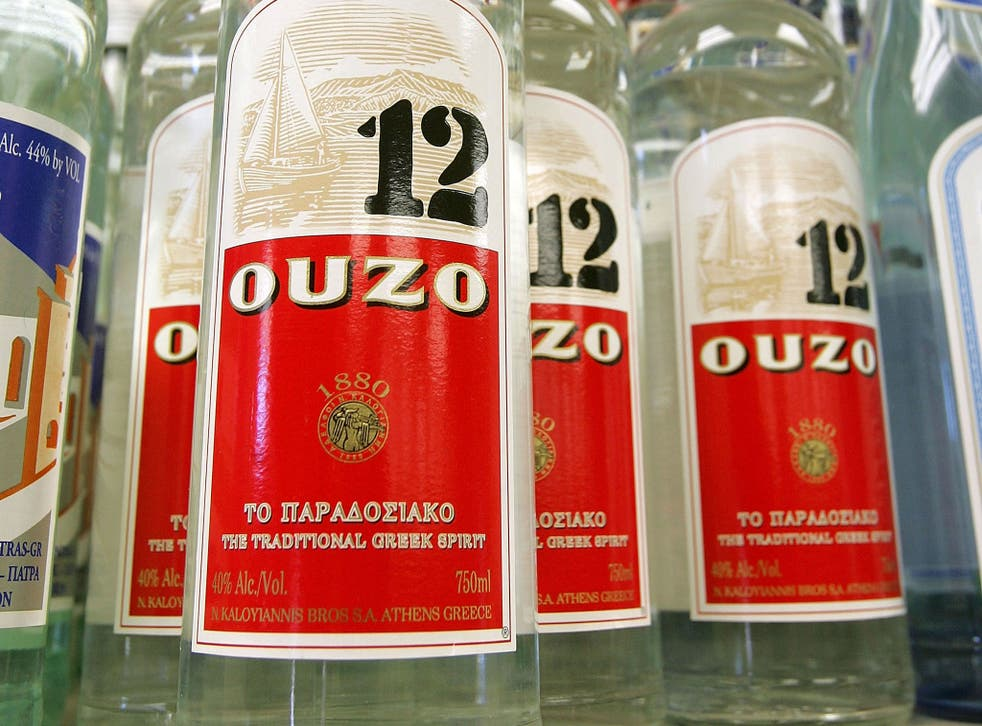 Ouzo dramatically loses appeal in northern climes
