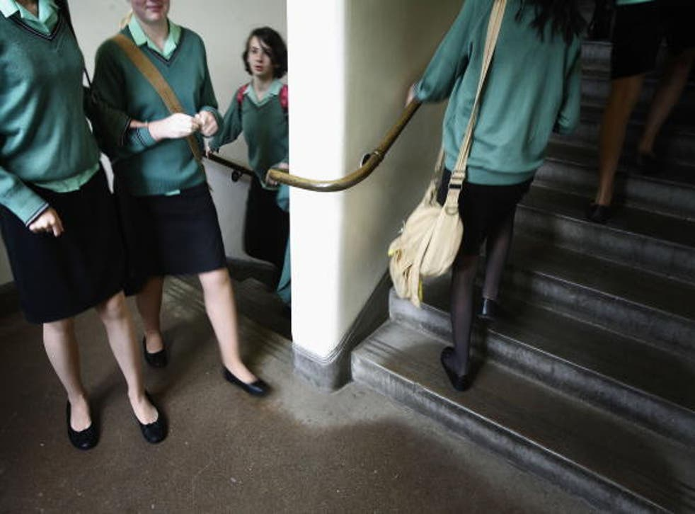 Uniform reforms for female pupils have been all-too-common recently