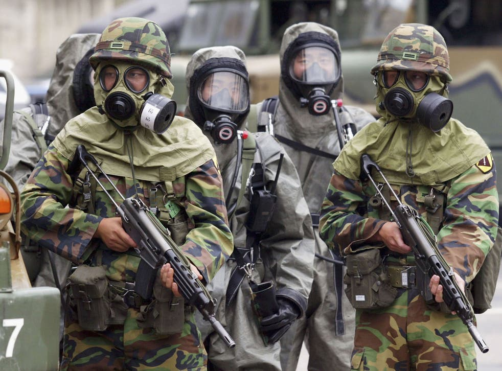 Seoul carries out terror attack drills after news of North Korea's nuclear weapons testing