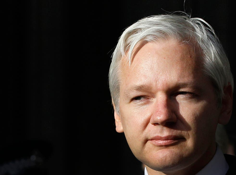 Assange is seeking to avoid extradition to Sweden, where he faces sex allegations by two women - claims he denies