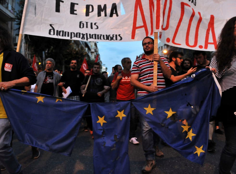 The turmoil from a Greek exit could easily affect us too