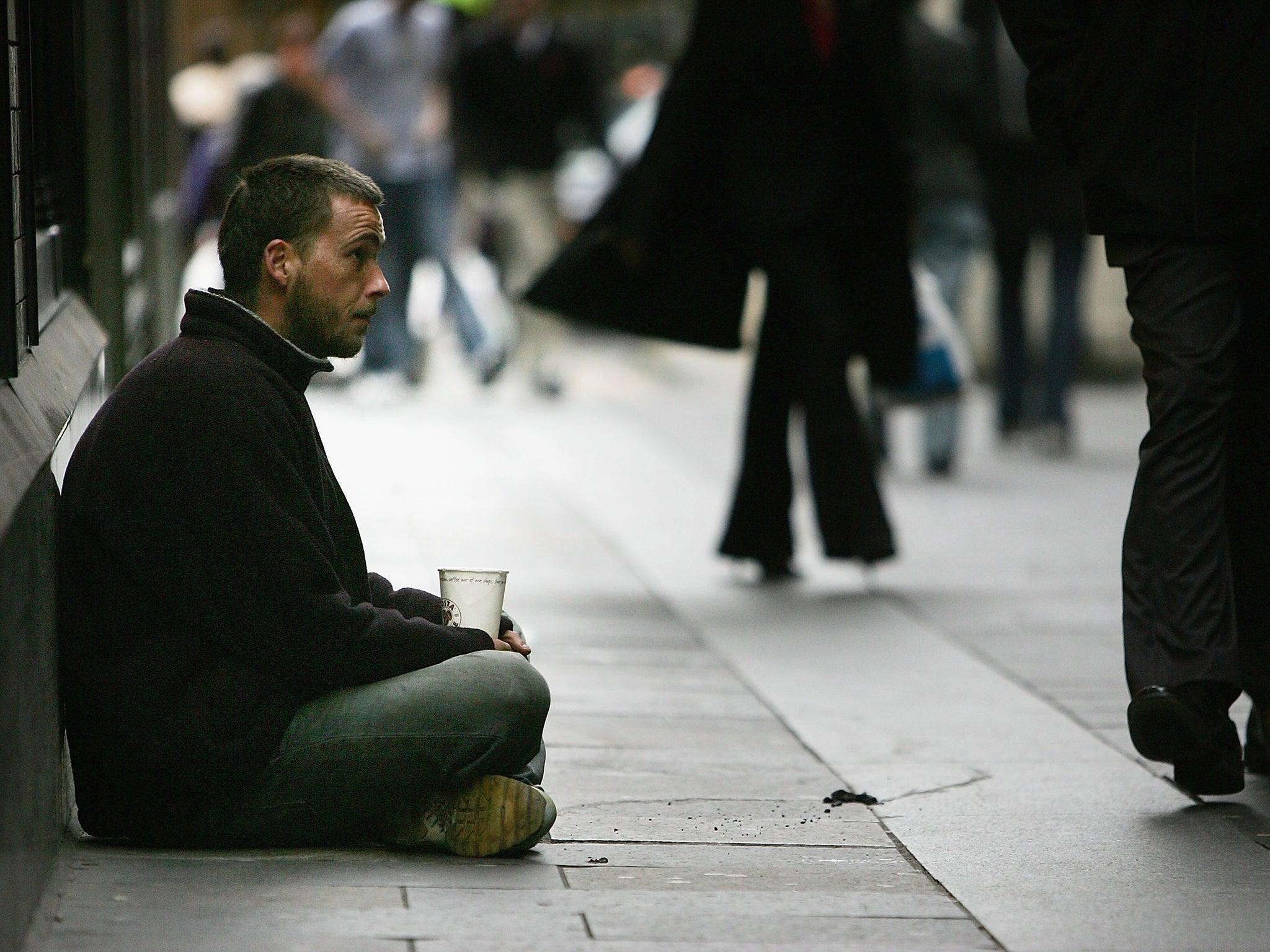 gay homeless in scotland
