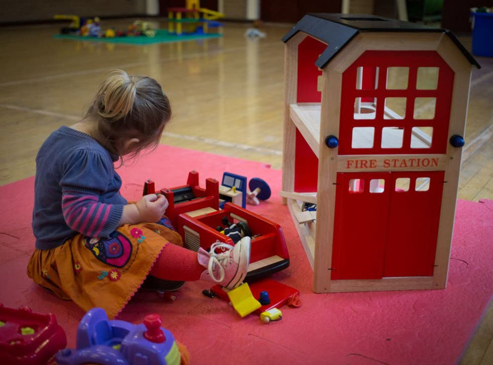 The Bill to provide 30 hours of free childcare is widely criticised