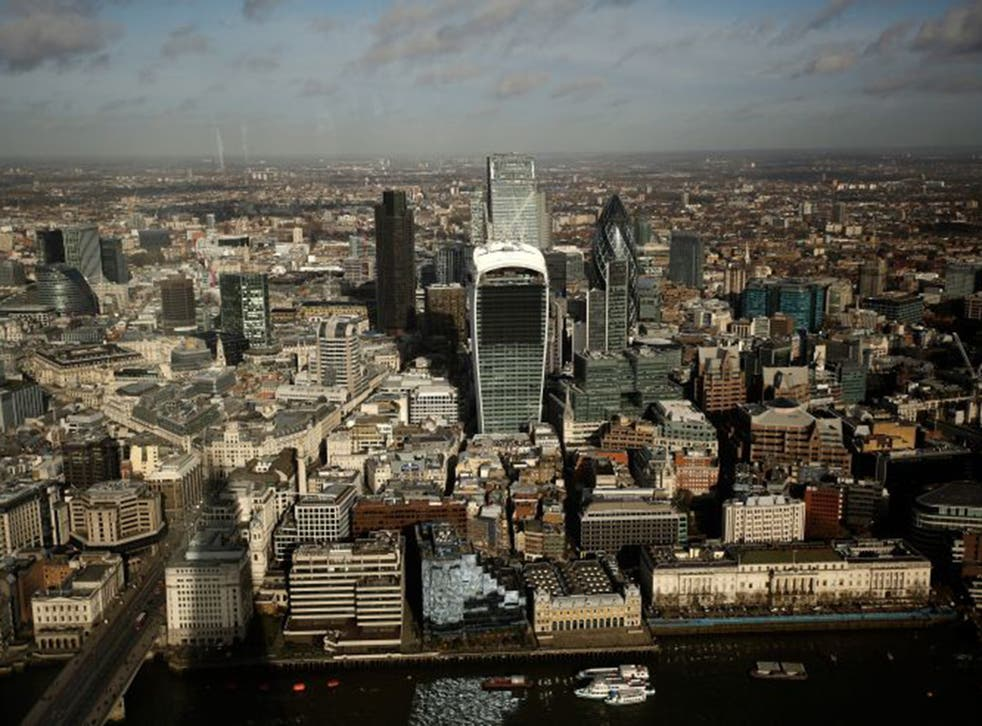 Roberto Saviano says the City of London is the money-laundering centre of the world's drug trade