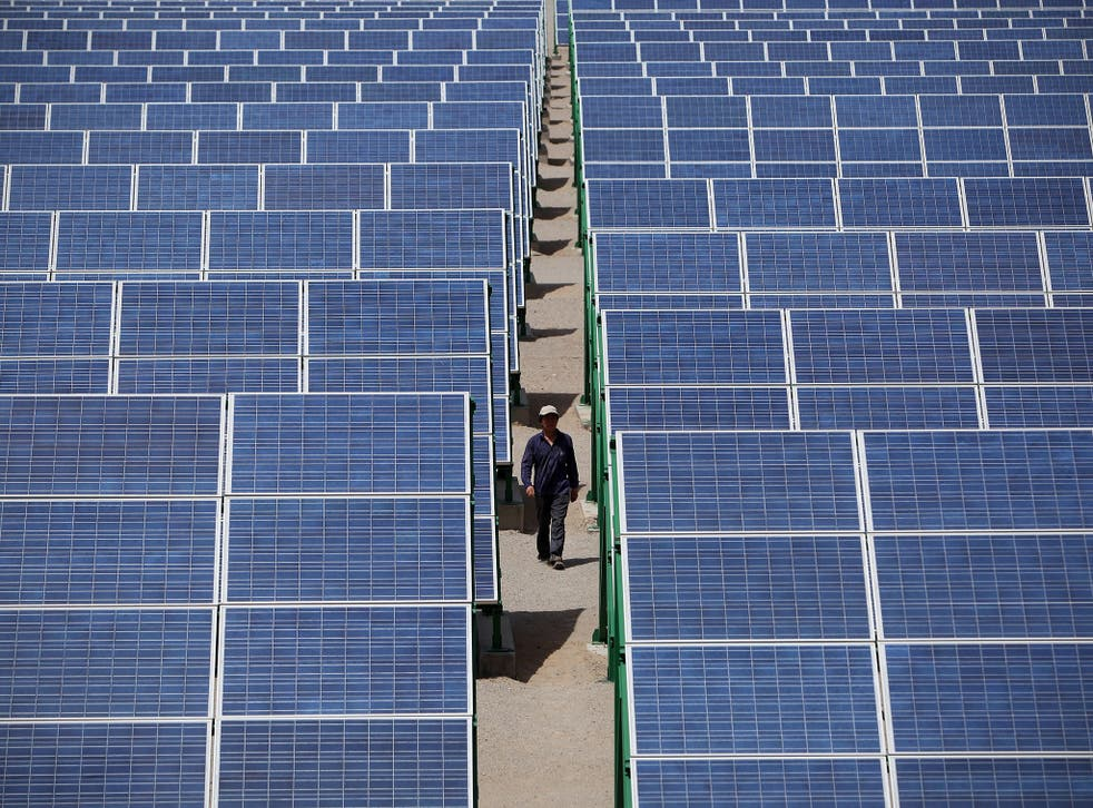 The local government says the transition to renewable has been painful and difficult