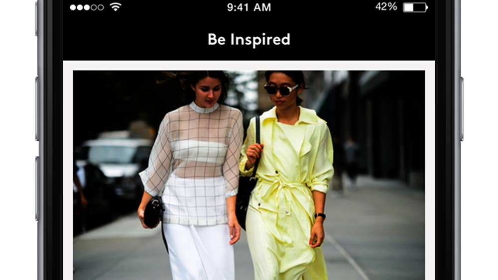 Fashion apps: Retailers roll together shopping and social