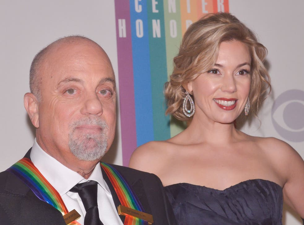 Billy Joel and Alexis Roderick tied the knot at a surprise wedding at their estate on Long Island