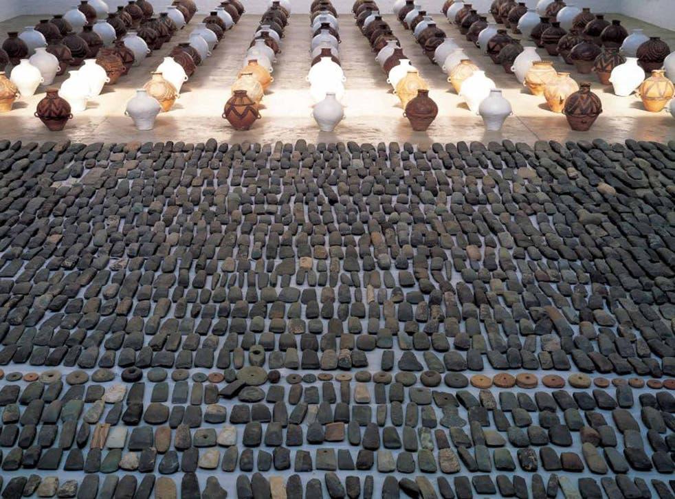 Ai Weiwei's 'Still Life' (1995-2000)
