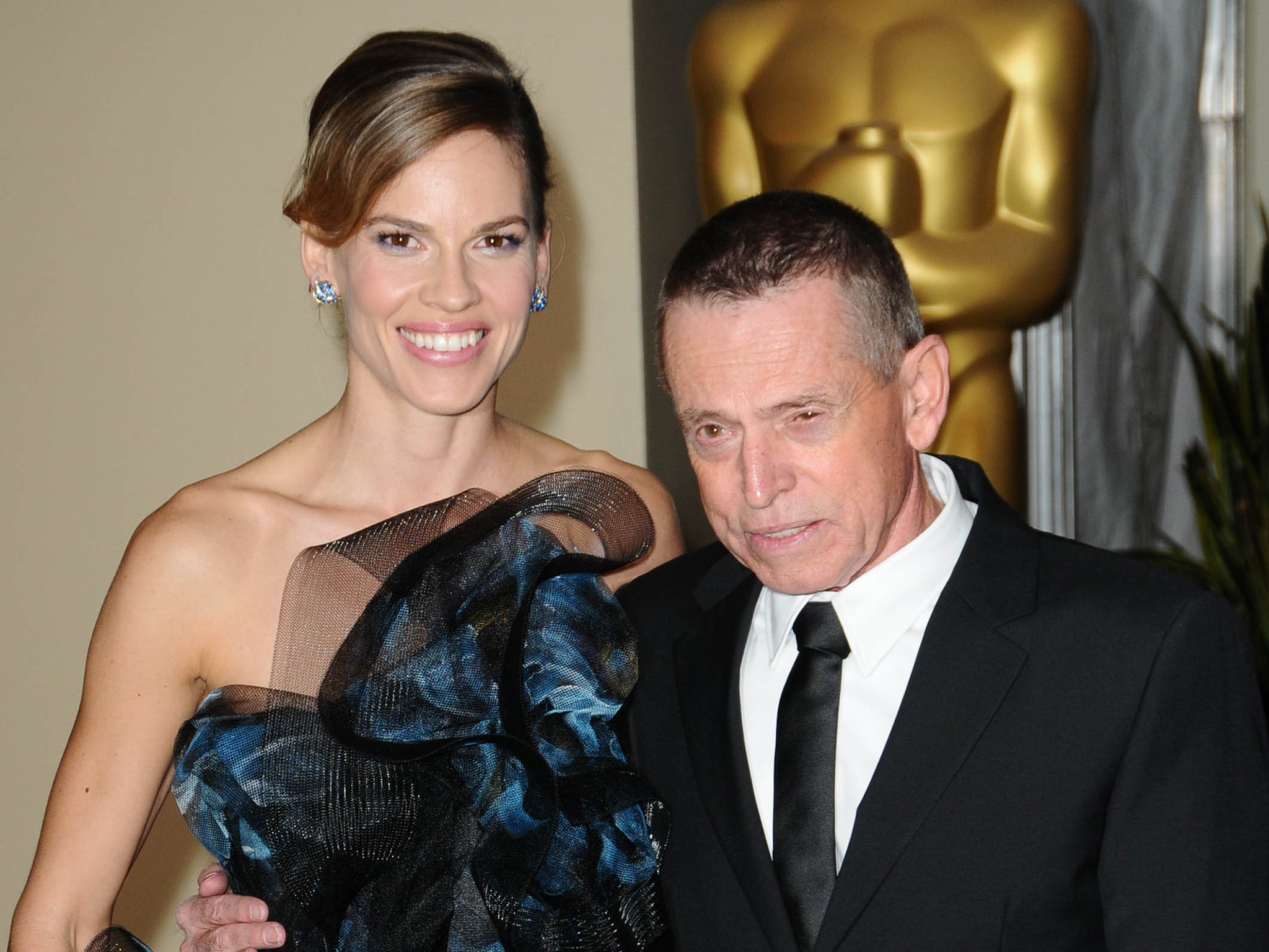 Hilary Swank's pill addiction