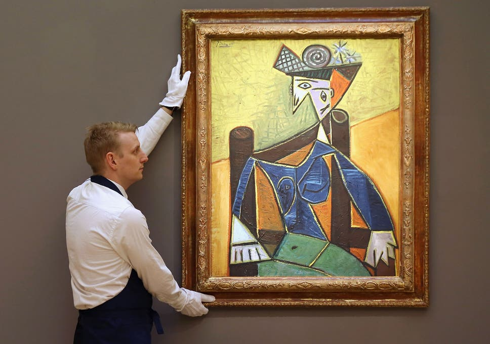 what is it like to work as a painting authenticator the independent