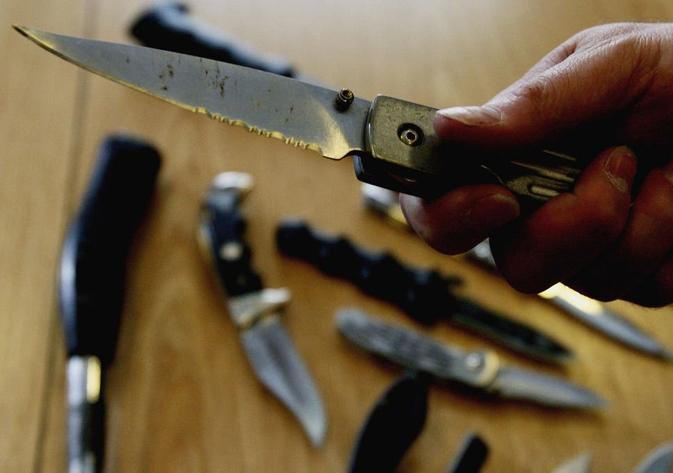 New 'two strike' knife possession law will land an extra