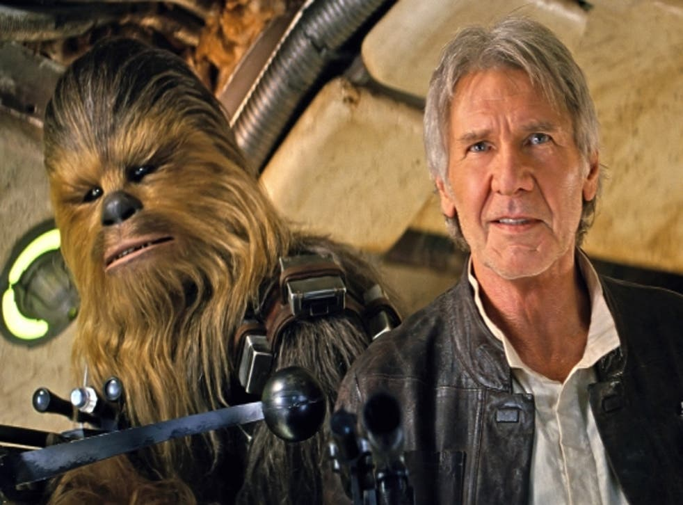 Harrison Ford will return as an older Han Solo in The Force Awakens