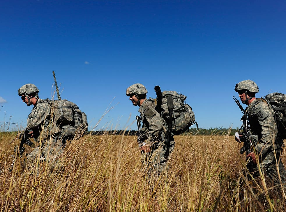 The US Army is likely going to reduce its number of active-duty soldiers down to 450,000