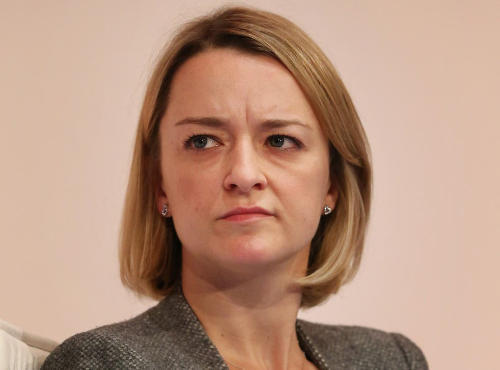 Laura Kuenssberg was today hissed and booed by Labour Party activists